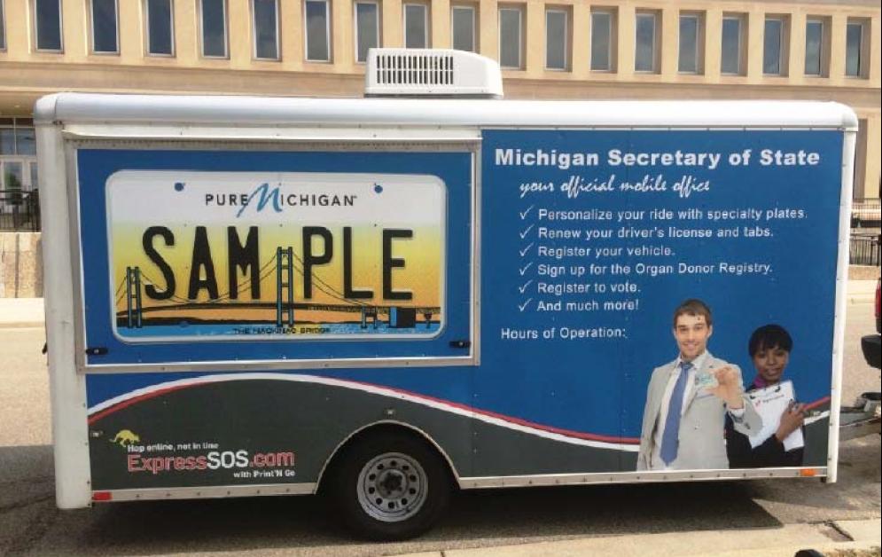 michigan secretary of state drivers license renewal